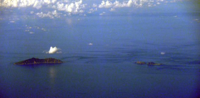Wyspy Senkaku. Fot. Beh Beh