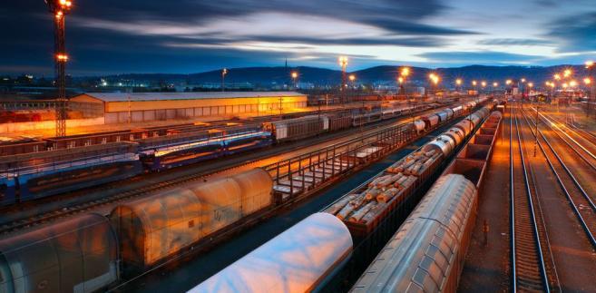 Kolej, pociąg, tory