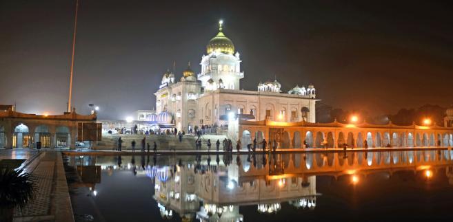 Delhi, Indie.