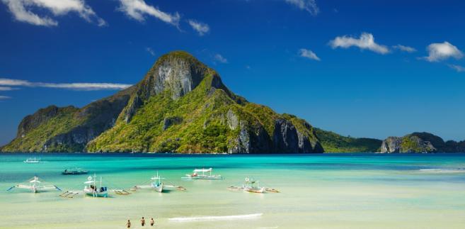 Zatoka El Nido na Filipinach
