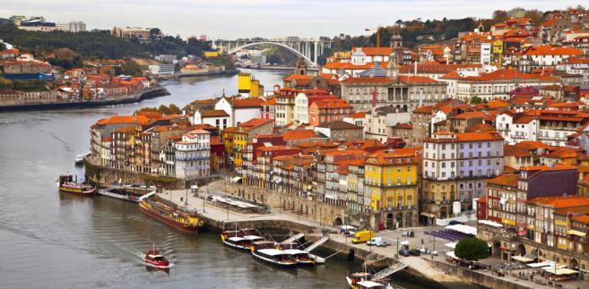Widok na Porto