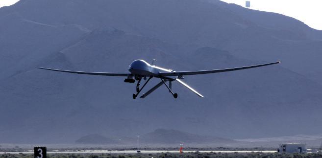 Amerykański dron MQ-1 Predator