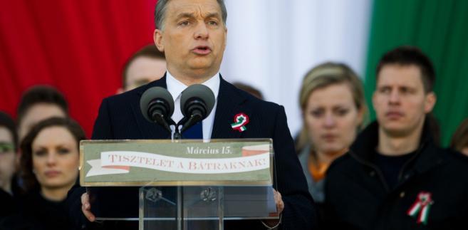 Viktor Orban .