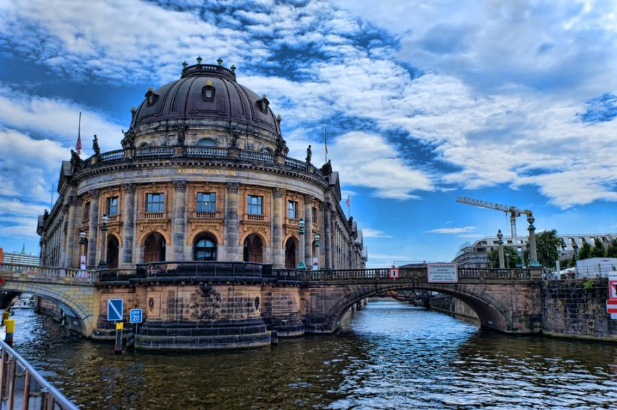 Wyspa Muzeów w Berlinie