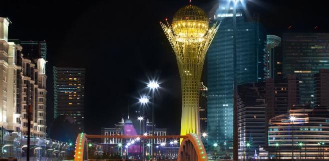 Prywatyzacja w Kazachstanie szansą dla polskiego biznesu.