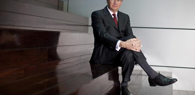 Federico Ghizzoni, prezes grupy UniCredit, inwestora strategicznego Banku Pekao
