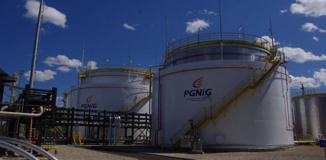 Należąca do PGNiG kopalnia ropy i gazu Lubiatów-Miedzychód-Grotów.