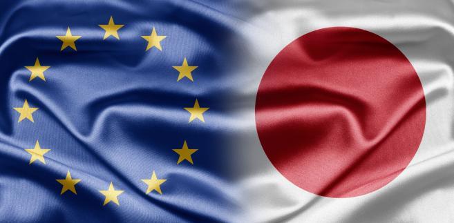 UE i Japonia