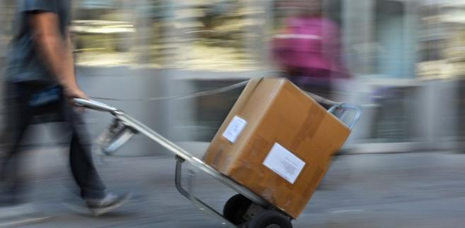 Dostawa przesyłki