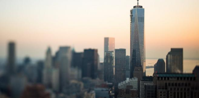 Nowy Jork - One World Trade Center