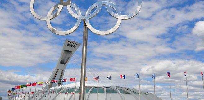 Stadion Olimpijski w Montrealu