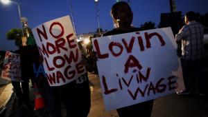Pracownicy sieci fast foodów w USA domagają się podniesienia płac