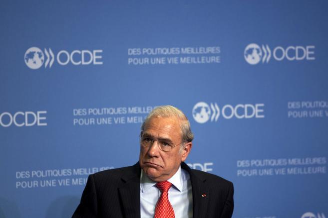 Jose Angel Gurria, sekretarz generalny OECD
