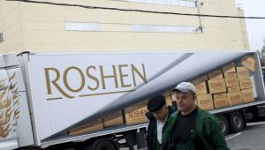 Roshen, największy ukraiński producent słodyczy