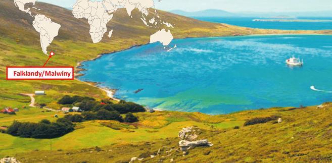 1. Falklandy Malwiny