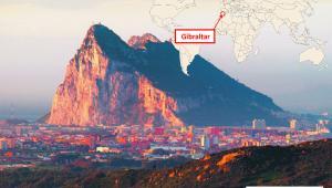 3. Gibraltar