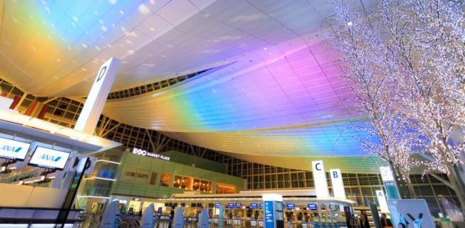 lotnisko, Tokio