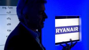 Michael OLeary, szef Ryanaira