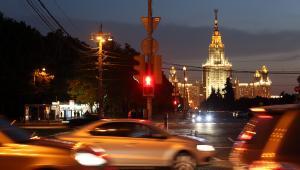 Moskiewski Uniwersytet Państwowy, Moskwa, 12.09.2013