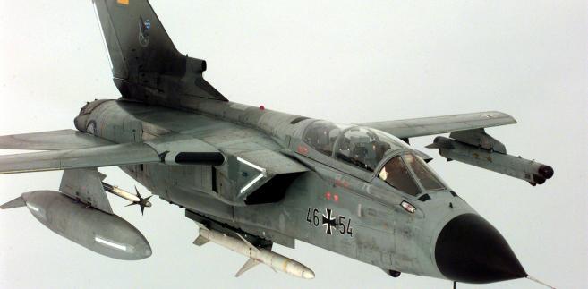 myśliwiec Tornado