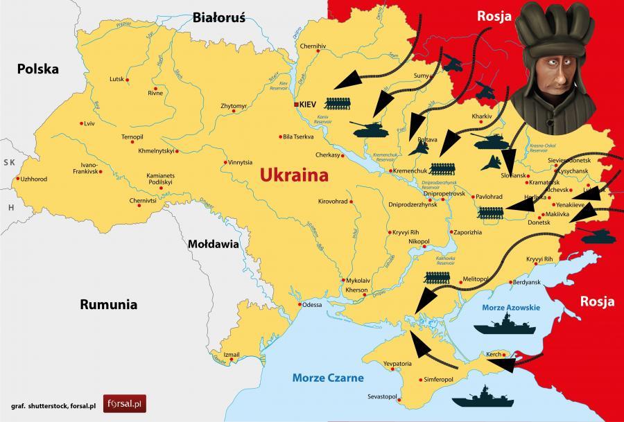 Punkt zapalny: Europa, Ukraina