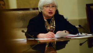 <span lang=EN-US xml:lang=EN-US>Prezes Fed, Janet Yellen</span>