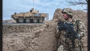 Patrol w kierunku Nani. Polska misja w Afganistanie. Fot. st. chor. szt Adam Roik. Combat Camera DO RSZ