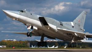Rosyjski bombowiec Tu-22M, fot. Alex Beltyukov, CC BY-SA 3.0