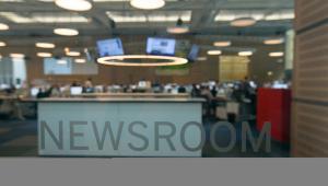 Redakcja, newsroom Axel Springer