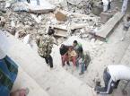 Trzęsienie ziemi w Japonii: 125 rannych, 3 mln osób bez prądu