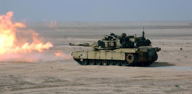 Czołg M1 Abrams, Fot. U.S. Navy