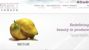 Strona internetowa spółki Imperfect