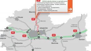 S7 do Krakowa
