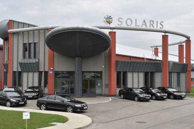 Ośrodek badawczy Uniwersytetu Jagiellońskiego - Narodowe Centrum Promieniowania Synchrotronowego SOLARIS.  Fot. (mr) PAP/Jacek Bednarczyk