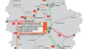 S5 - od węzła Jaroszewo do granicy województwa