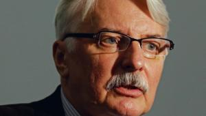 Minister spraw zagranicznych Witold Waszczykowski dla DGP: