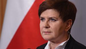 Beata Szydło o uchodźcach