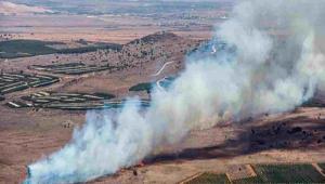 Zestrzelony przez Turków rosyjski myśliwiec SU-24 EPA/HABERTURK TV CHANNEL MANDATORY CREDIT: HABERTURK TV CHANNEL Dostawca: PAP/EPA.