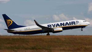 Boeing 737-800 Ryanaira