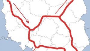 Możliwe trasy przesyłu gazu z terminala LNG za granicę