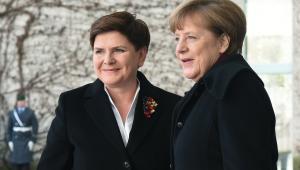 Wizyta Szydło w Berlinie