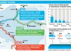 """Teraz pieniądze popłyną rzekami. 60 mld zł na wodne """"autostrady"""""""