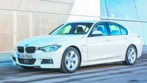BMW 330e materiały prasowe(2)