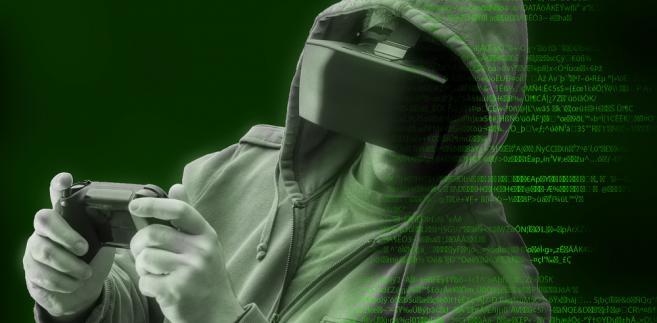 haker, wirtualna rzeczywistość