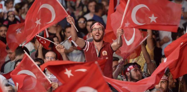 Turcja po zamachu stanu