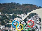 Rio przegrywa z Londynem. Transmisje mniej popularne niż zakładano