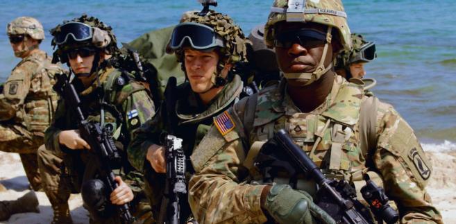 Finom bardzo zależy na jak najszybszym zacieśnieniu współpracy wojskowej ze Stanami Zjednoczonymi u.s. army