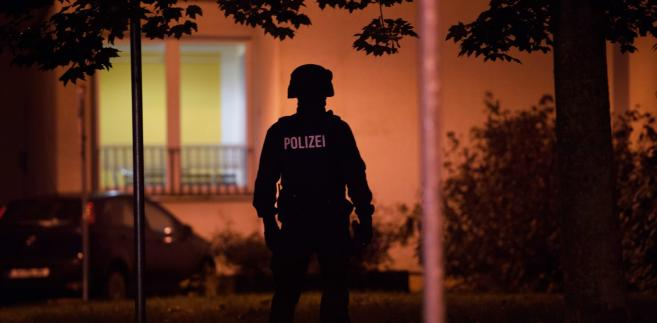 policja terroryzm