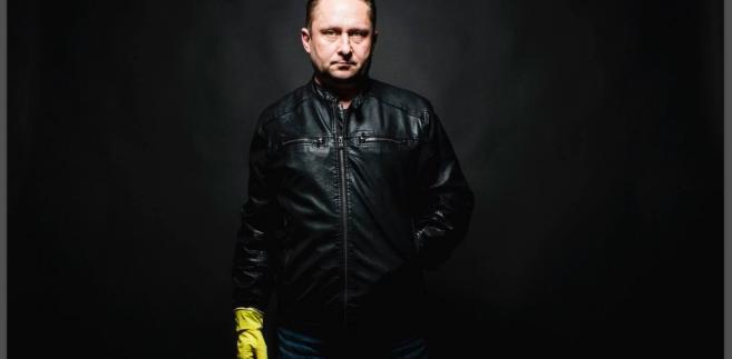 Kamil Durczok Fot. Maksymilian Rigamonti