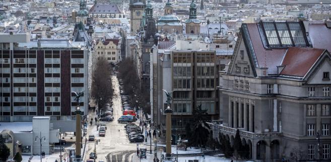 Praga, Czechy, 4.01.2017